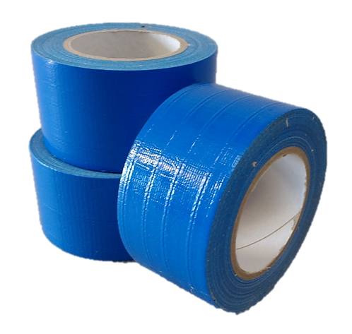 Blue Gaffa tape 72mm x 50m