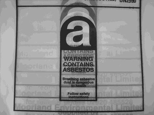 Clear Asbestos bags 1200mm x 900mm pack of 100