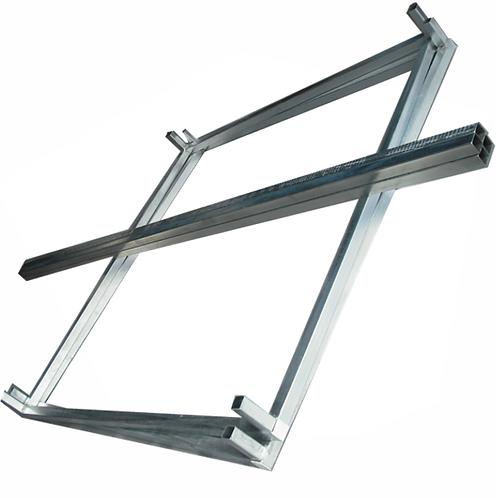 Single Cube Steel 1m x 1m x 2m