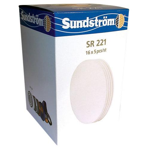 Sundstrom SR 221 Pre Filters