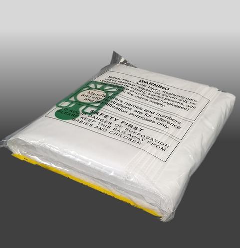 Vacuum Bags 4B Microfibre