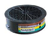 Sundstrom SR 297 Gas Filter ABEK1 X 5