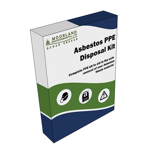 Asbestos Disposal Kit 2