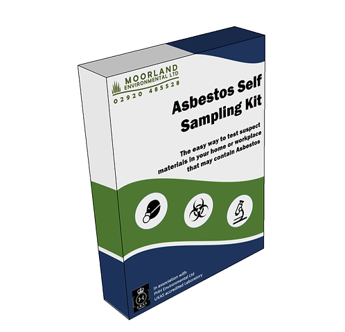 Asbestos Self sampling kit