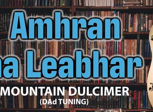 Amhran na Leabhar (Song Of The Books)