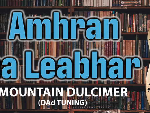 Amhran na Leabhar (Song Of The Books)