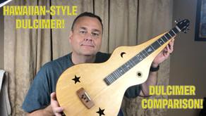 Hawaiian-style Dulcimer Comparison