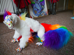 poseable_art_doll_rainbow_racoon_monster_by_trafficconecreations-d6q364e