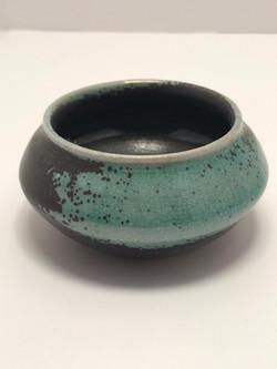 green & black finger bowl 2017