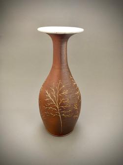 2019 Wood Tree Vase