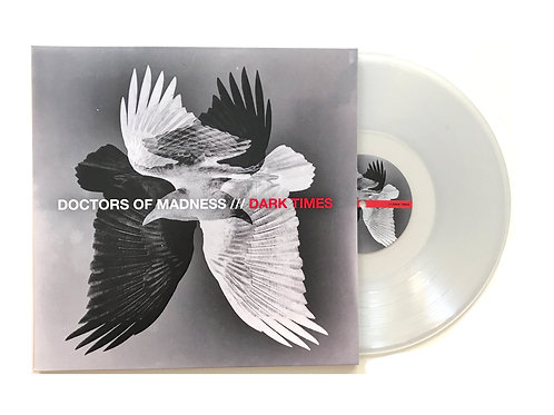 DARK TIMES -Vinyl Limited to 1000.