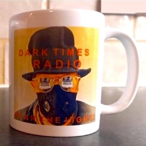 Dark Times Radio & Dark Times 2 x Mugs