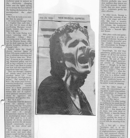 Doctors-NME-Marquee-review-1976.jpg