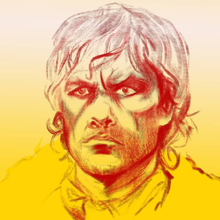 Tyrion in Lannister colors