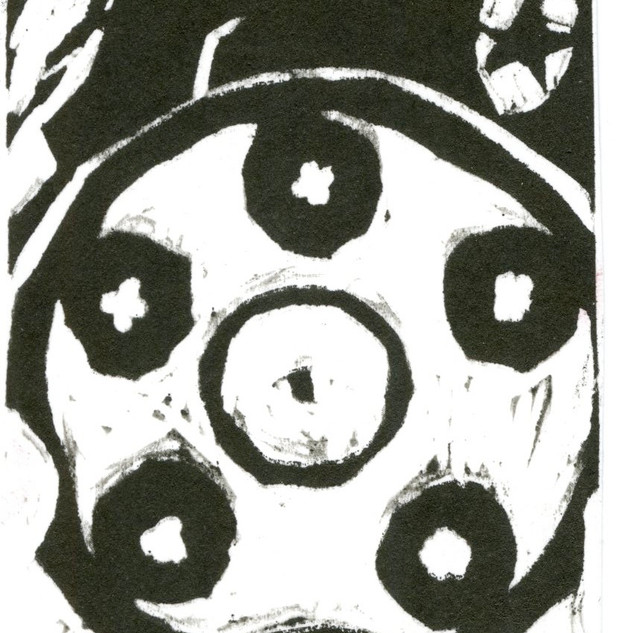 The Big Sleep Lino print.jpg