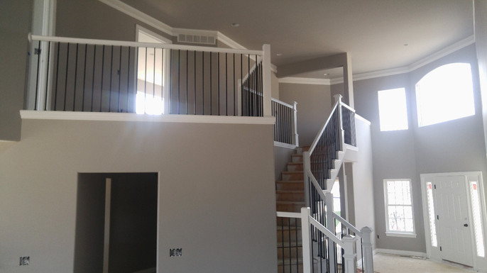 Stair Case After