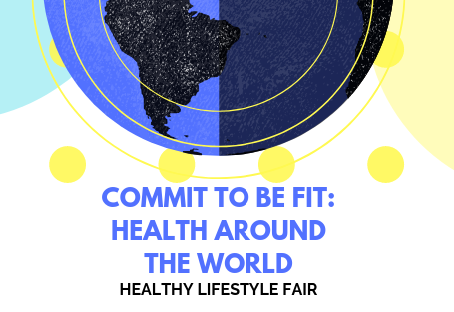 Commit to be Fit: Health Around the World