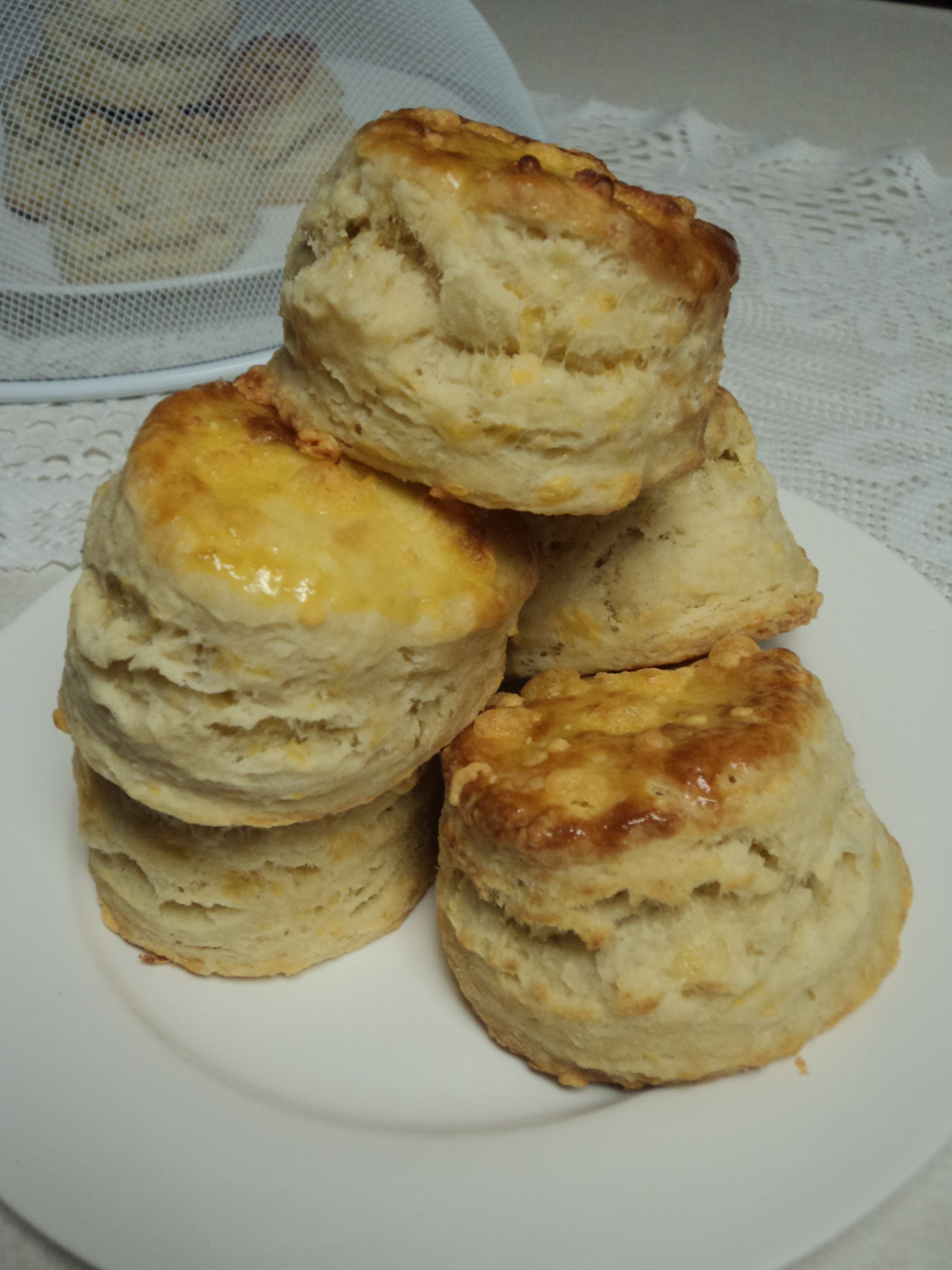 CHESE BISCUITS