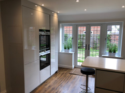 SieMatic S2 Sterling grey