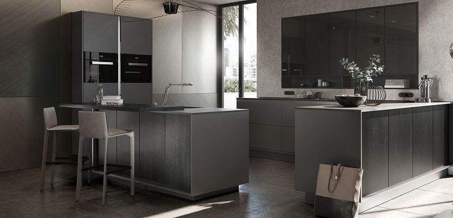 05_SieMatic PURE Collection_sterling gre