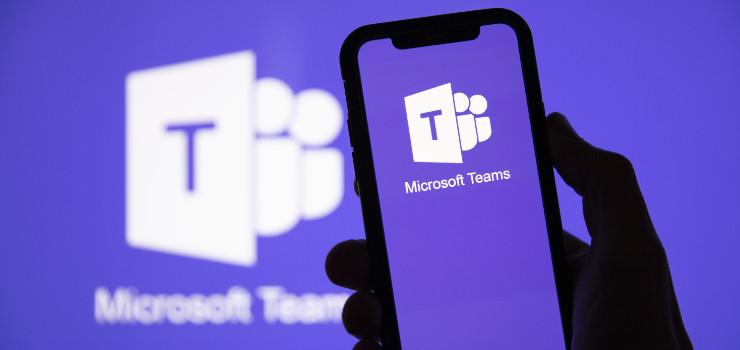 Ohne Internetzugang an Teams Konferenzen teilnehmen