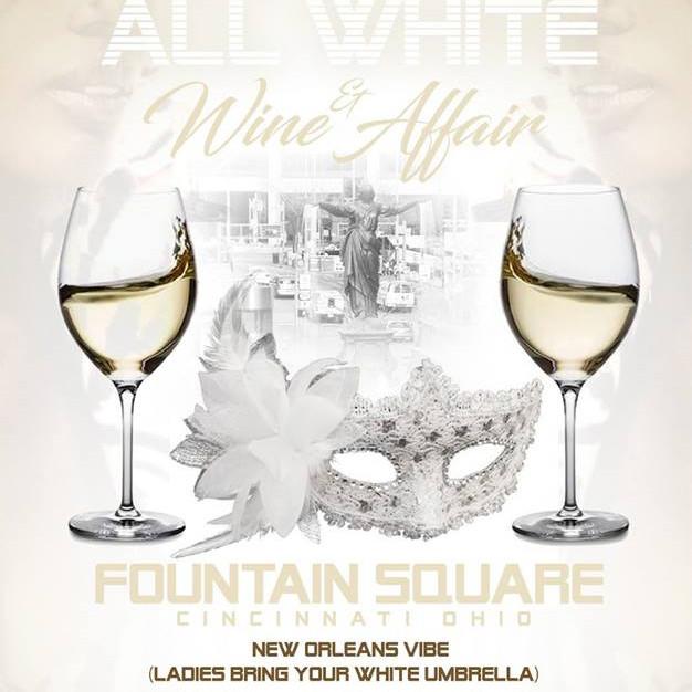 Lando's All White & Wine Affair on Fountain Square Vendors