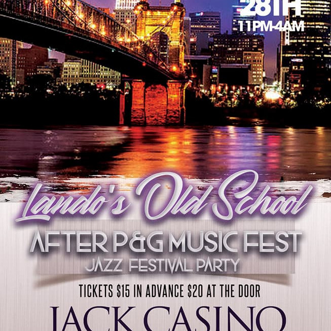 Jazzfest After Party Saturday