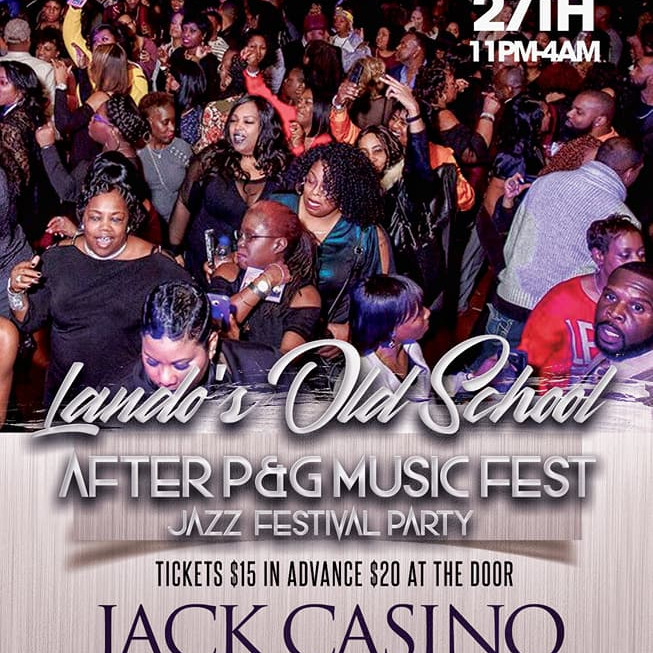 Jazzfest After Party Friday