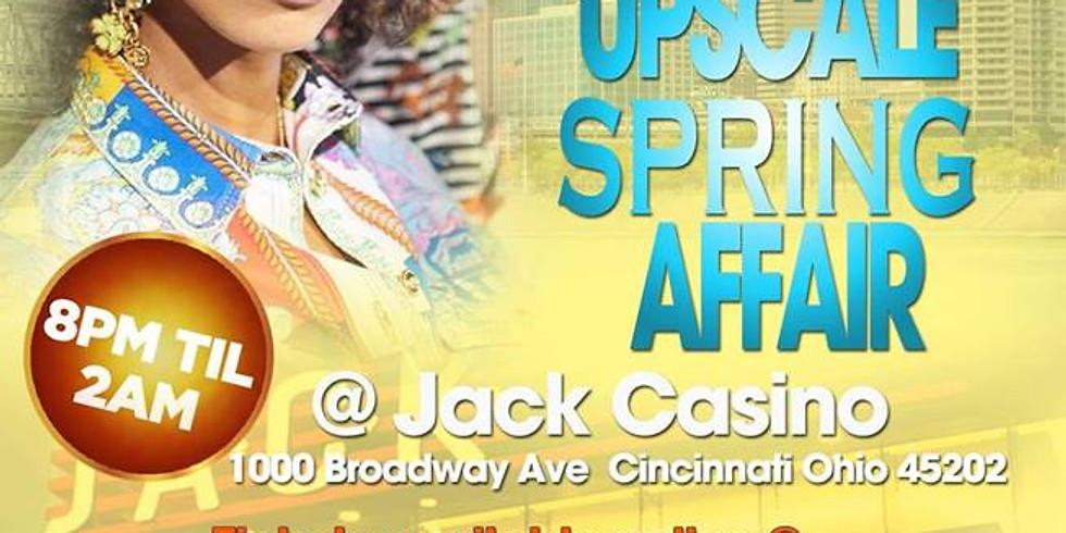 Upscale Spring Affair