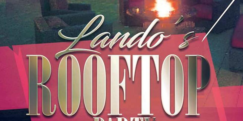 Lando's Rooftop Party