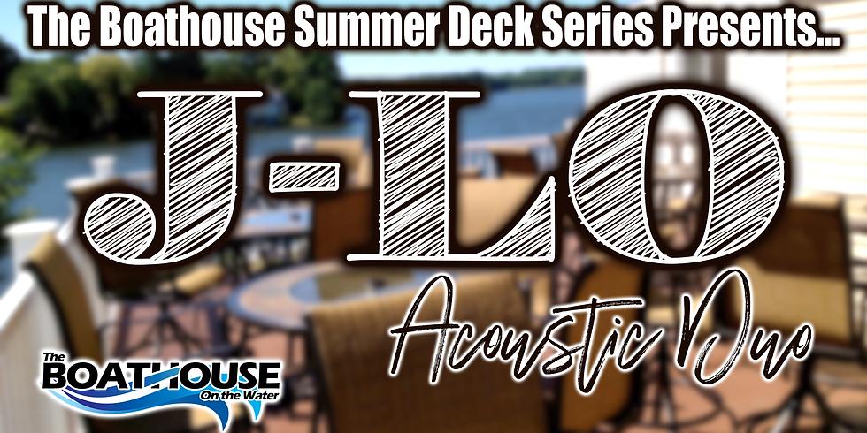 Summer Deck Series: J-LO !