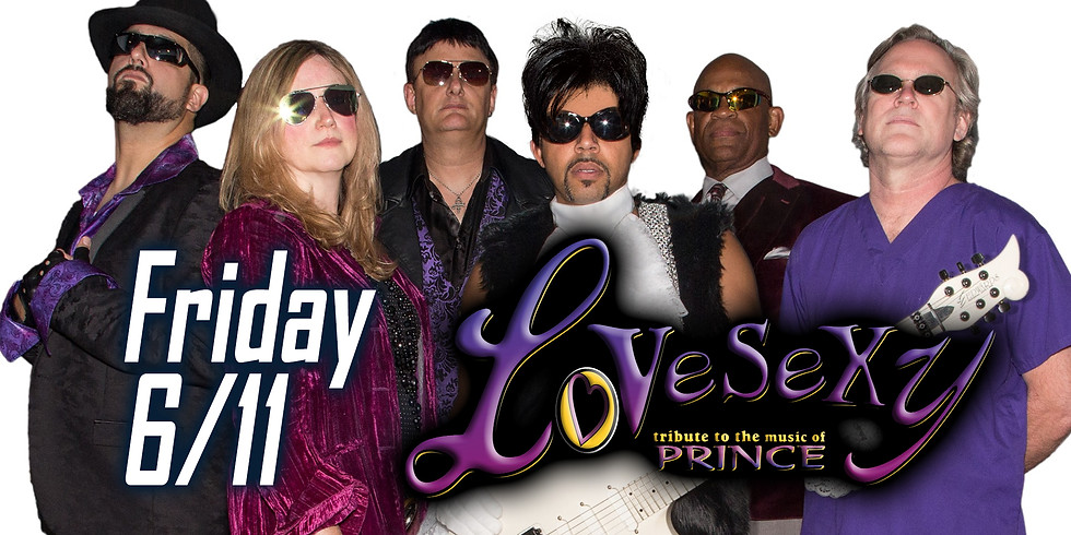 LoveSexy - Prince Tribute