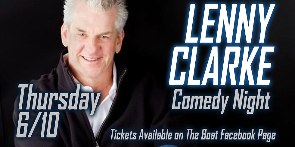 Lenny Clarke - Comedy Show