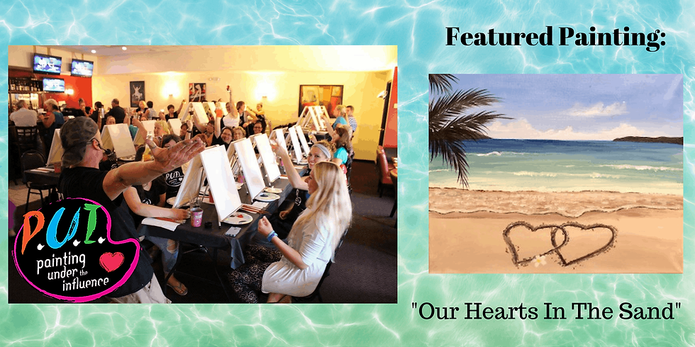 PAINT NIGHT - Painting Under the Influence