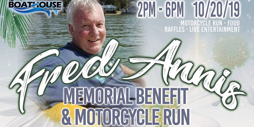 FRED ANNIS BENEFIT
