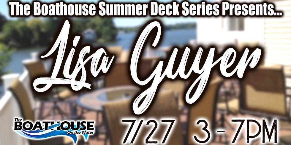 Summer Deck Series: LISA GUYER