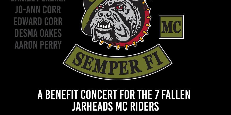 BENEFIT CONCERT: Jarhead MC Victims