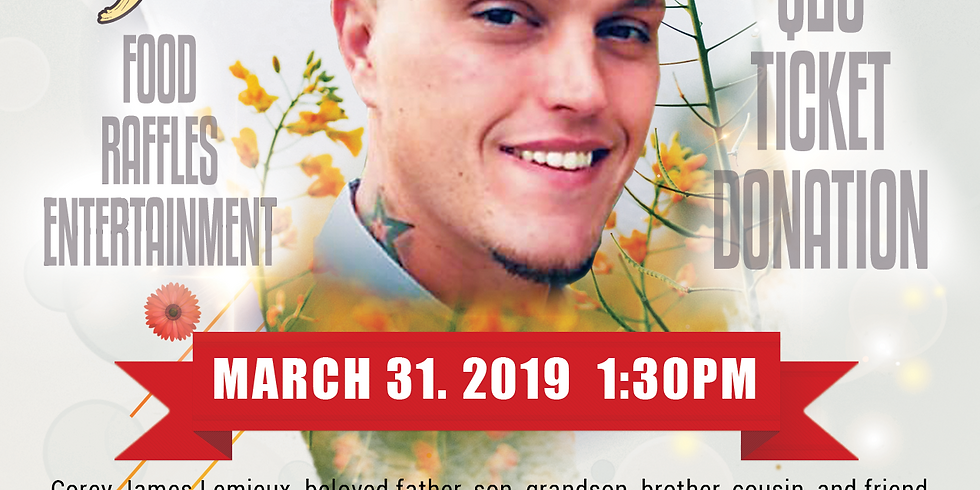 CONCERT FOR COREY