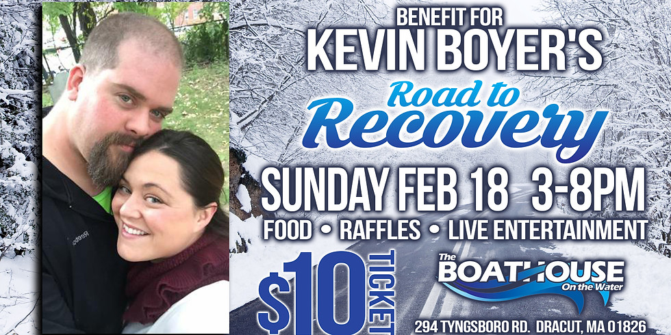 Kevin Boyer Benefit