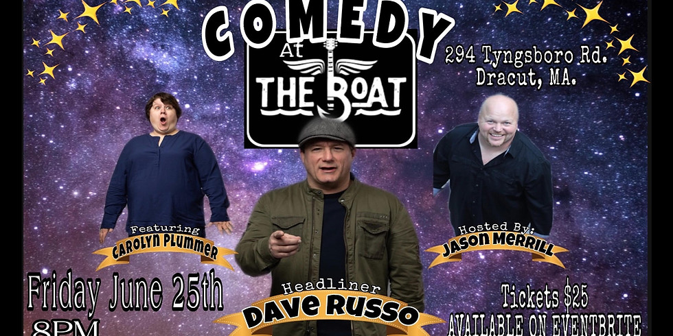 Dave Russo Comedy Night!