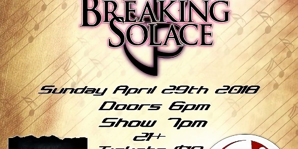 Exhale w/ Breaking Solace, Grace Drive, SixteenX20 & Aces High