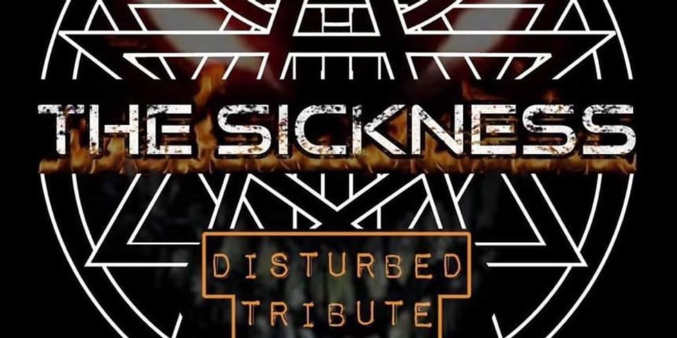 DISTURBED TRIBUTE - The Sickness