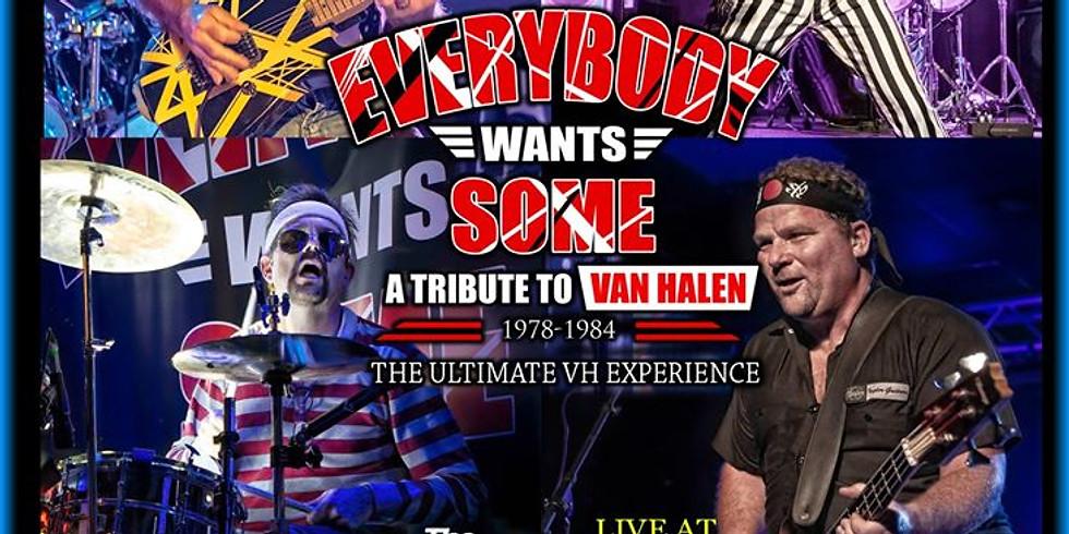VAN HALEN TRIBUTE - Everybody Wants Some