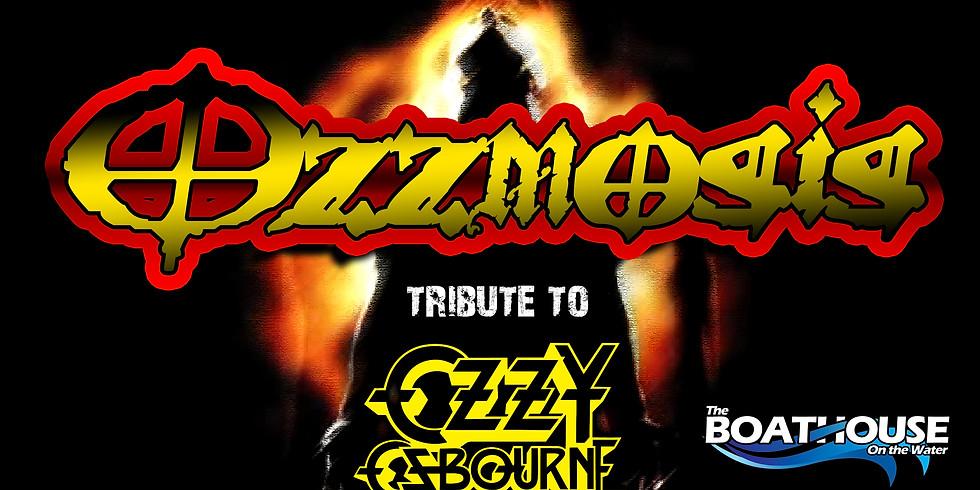 Ozzmosis - Ozzy Tribute!
