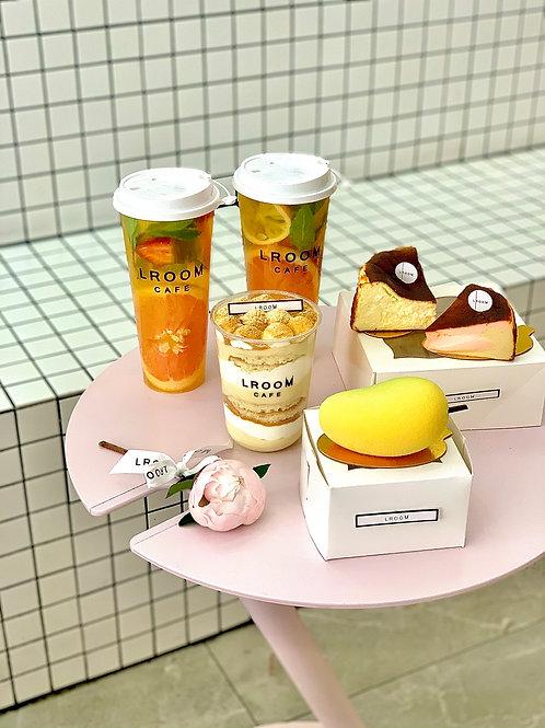 Dessert package E (Manhattan Only)