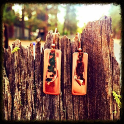 Copper | Earrings