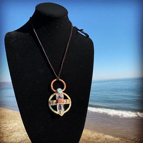 Viking Love & Courage Amulet