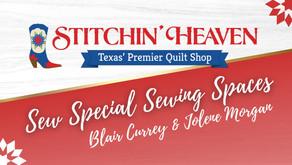 Sew Special Sewing Spaces: Blair Currey & Jolene Morgan