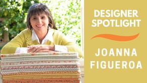 Designer Spotlight - Joanna Figueroa