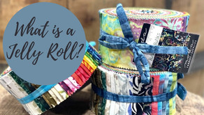 What is a Jelly Roll?